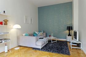 公寓沙发装修效果图639