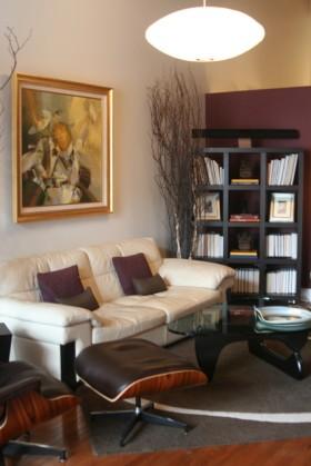 沙发背景墙装修效果图145