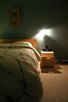 公寓卧室装修效果图545