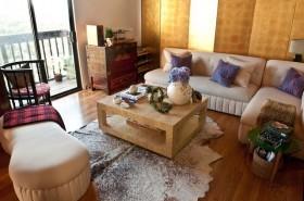 110平米混搭客厅茶几装修效果图519