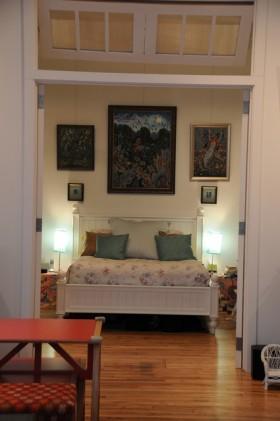 卧室装修效果图541