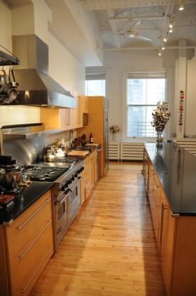 厨房装修效果图270