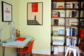 书架背景墙装修效果图142