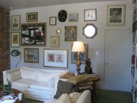 140平复式客厅沙发装修效果图609