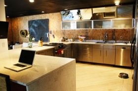厨房装修效果图259