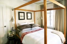 公寓窗帘装修效果图355