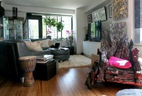 一居室沙发装修效果图599