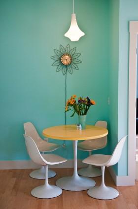 130平公寓餐桌装修效果图359