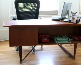 书桌装修效果图156