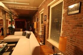 120平二居客厅装修效果图5