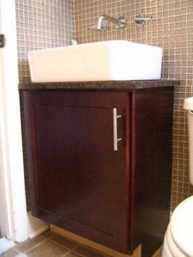 婚房卫生间装修效果图170