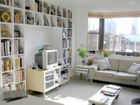 公寓电视背景墙装修效果图89