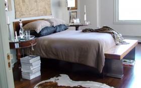 公寓床装修效果图385