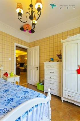 公寓卧室装修效果图464
