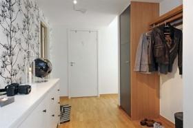 公寓衣柜装修效果图73
