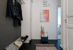 欧式白领公寓设计 玄关装修效果图57