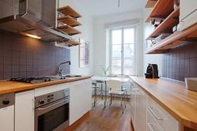 公寓橱柜装修效果图159