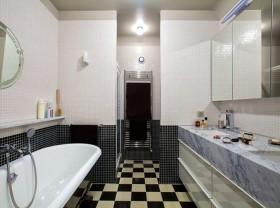 卫生间装修效果图139