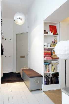 一居室门厅装修效果图13