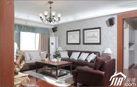 客厅装修效果图570