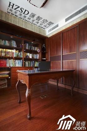书房装修效果图100