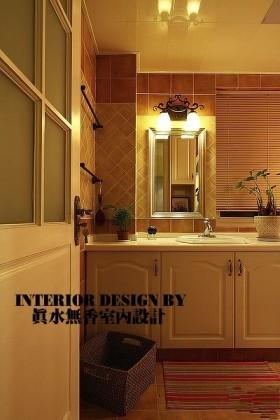 浴室柜装修效果图39