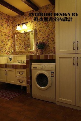 浴室柜装修效果图40