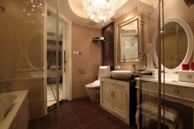 公寓卫生间装修效果图103