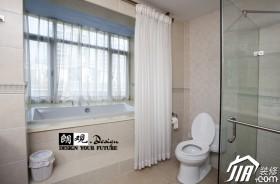 卫生间装修效果图100