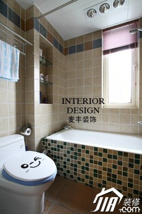 卫生间装修效果图98