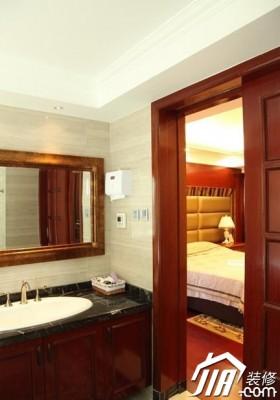 浴室柜装修效果图32