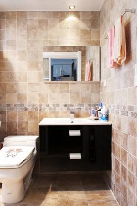 浴室柜装修效果图28