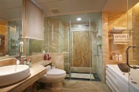 160平古典公寓卫生间装修效果图18