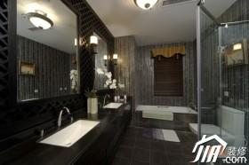 浴室柜装修效果图15