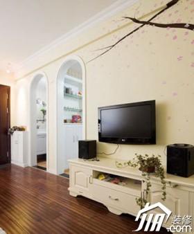 客厅装修效果图184