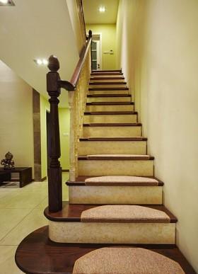 楼梯140平米楼梯装修效果图101