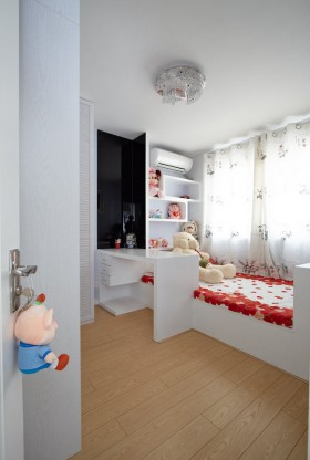 130平复式儿童房装修效果图90