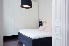 60平复式卧室床装修效果图572