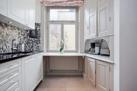 140平复式厨房装修效果图344