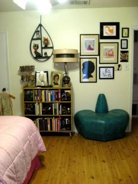 卧室装修效果图654