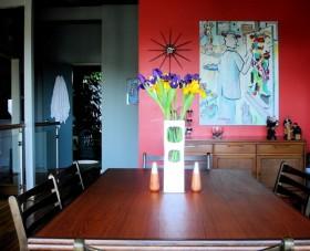140平复式餐桌装修效果图399