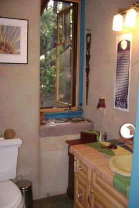 浴室柜装修效果图55