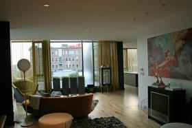 140平公寓客厅沙发装修效果图628