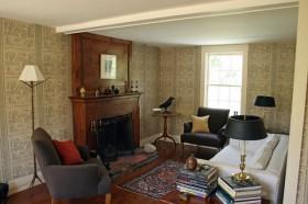 140平复式客厅沙发装修效果图627