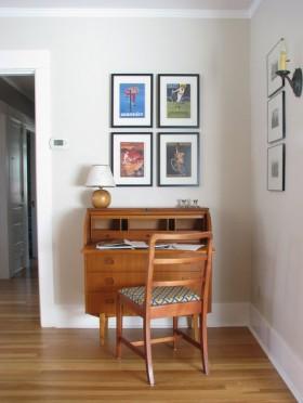 140平北欧家居书桌装修效果图163