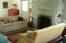 140平复式客厅沙发装修效果图625