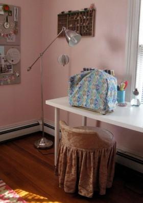 130平复式家居书桌装修效果图162