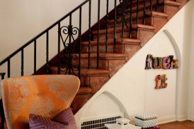经济型家居楼梯装修效果图50