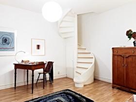 工作区楼梯装修效果图