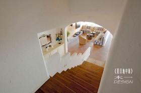 楼梯装修效果图44